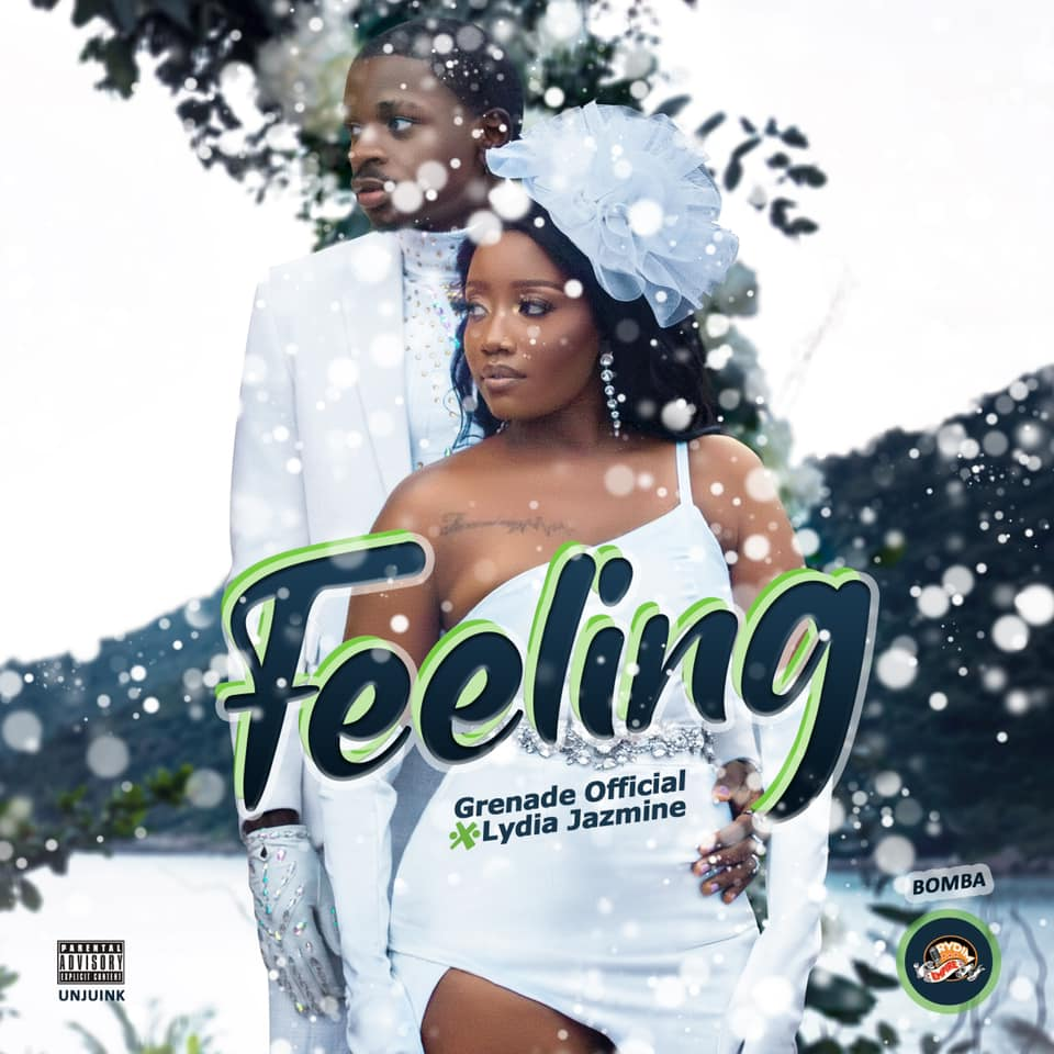 Feeling mp3 Download by Lydia Jazmine ft Grenade Official