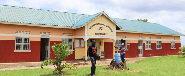 Amuru VHTs demonstrate over delayed pay of training allowances