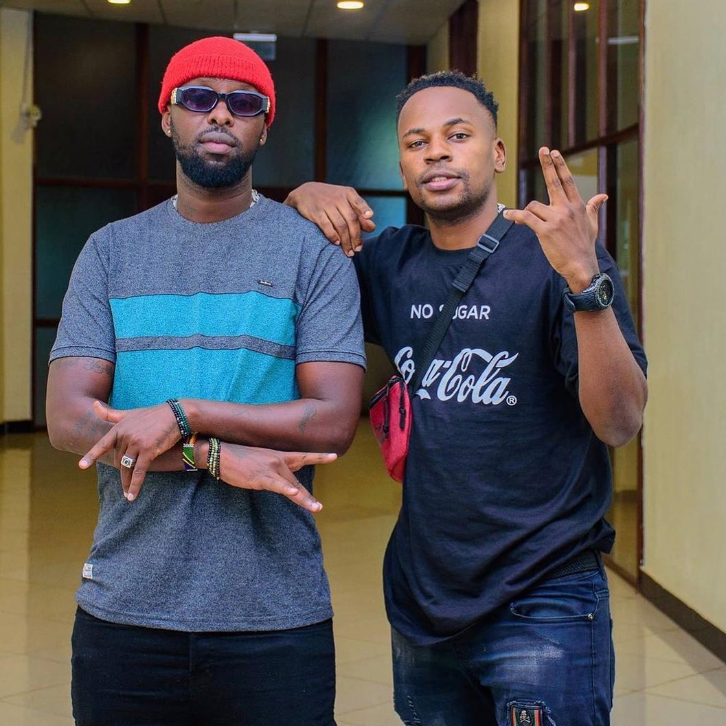 Cysto Panda to Feature Eddy Kenzo in New Song