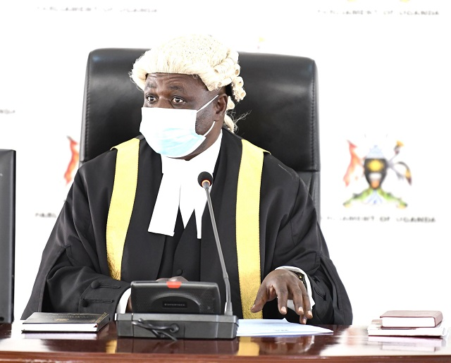 Jacob Oulanyah gives Kadaga a bloody nose in Speakership race