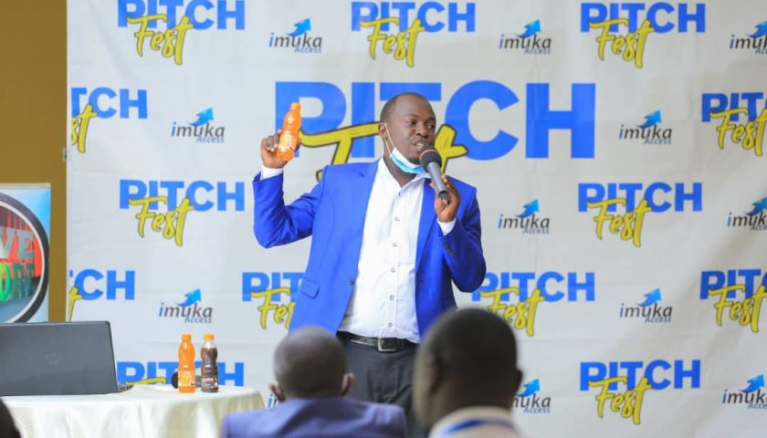 Pitchfest: An Event for Entrepreneurs to Meet Local Investors in Uganda