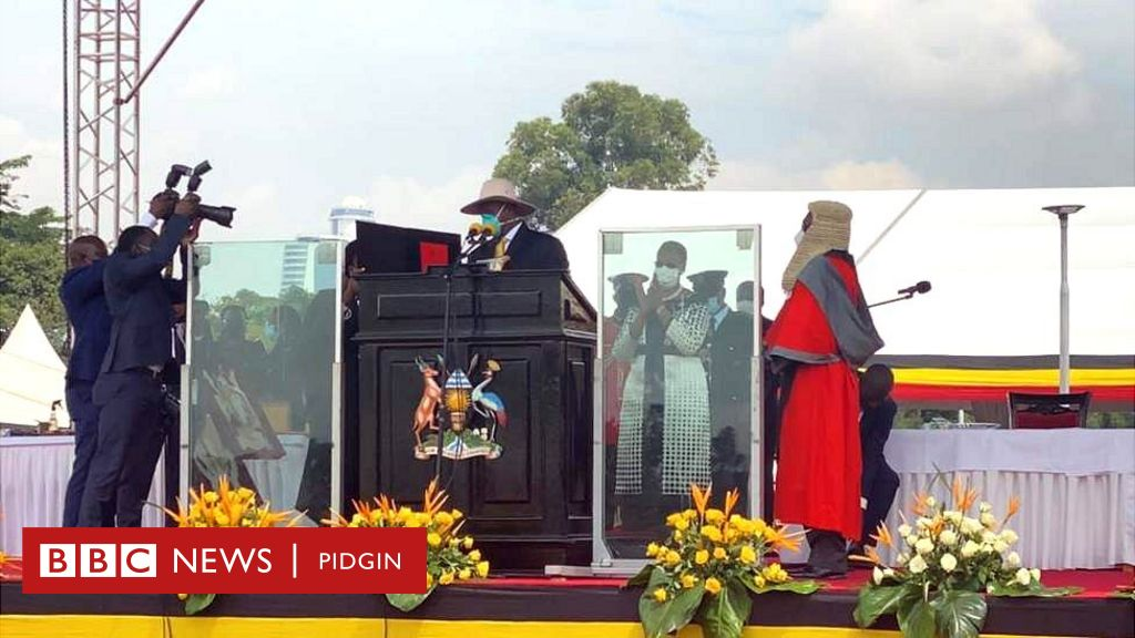 President Museveni promises to promote welfare in his 6th term