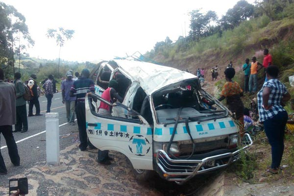 Reckless taxi driver claims four lives.