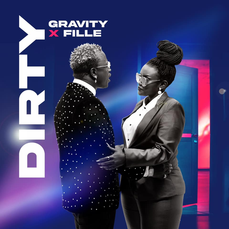 Dirty mp3 Download by Gravity Omutujju ft Fille Official Mutoni
