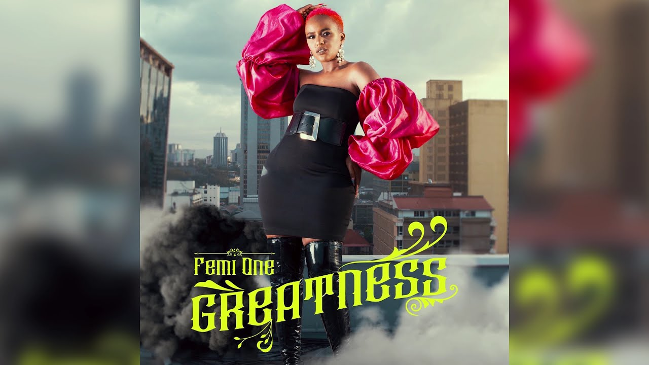 Greatness Album mp3 Download by Femi One - Free Album Download