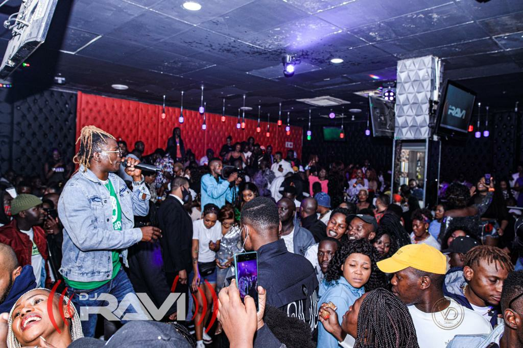 1000s turn up for King Saha's Hit Ku Hit concert in South Africa
