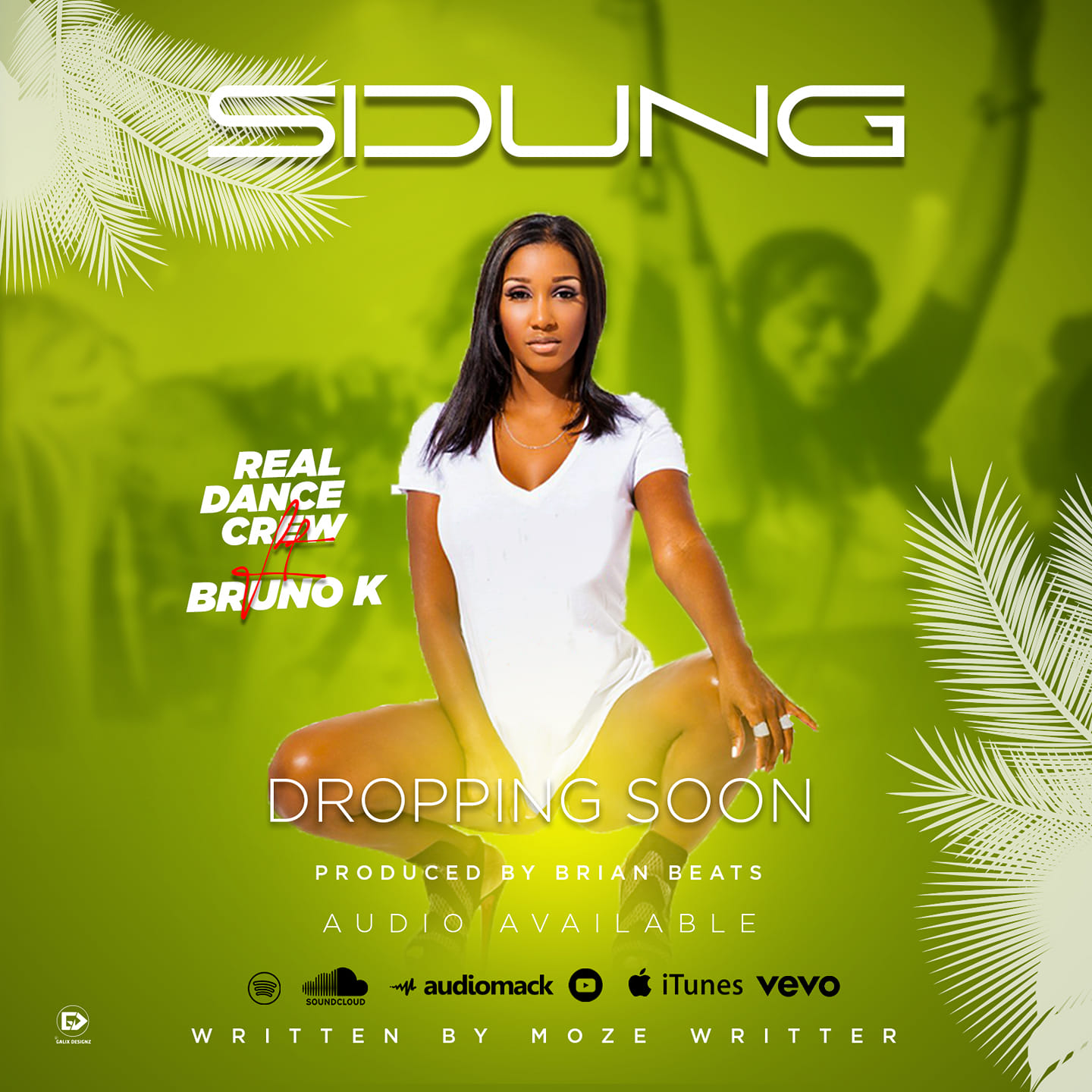 Sidung mp3 Download by Bruno K ft Real Dance Crew