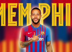Going to a Barcelona is a huge step in my career – Depay