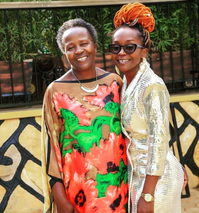 Rest in Peace best Mother - Anne Kansiime pens an emotional message