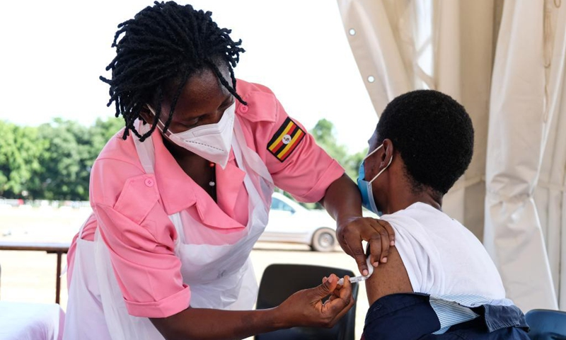 Ministry of Health (MOH) - Covid-19 Vaccination at Kololo Independence grounds to be suspended this week