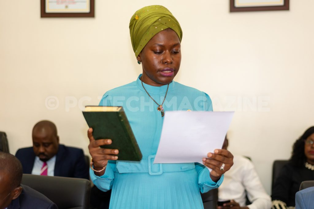 Dr. Aminah Zawedde New Permanent Secretary for Ministry of ICT