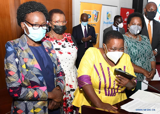More than half of vulnerable Ugandans received the COVID-19 relief cash