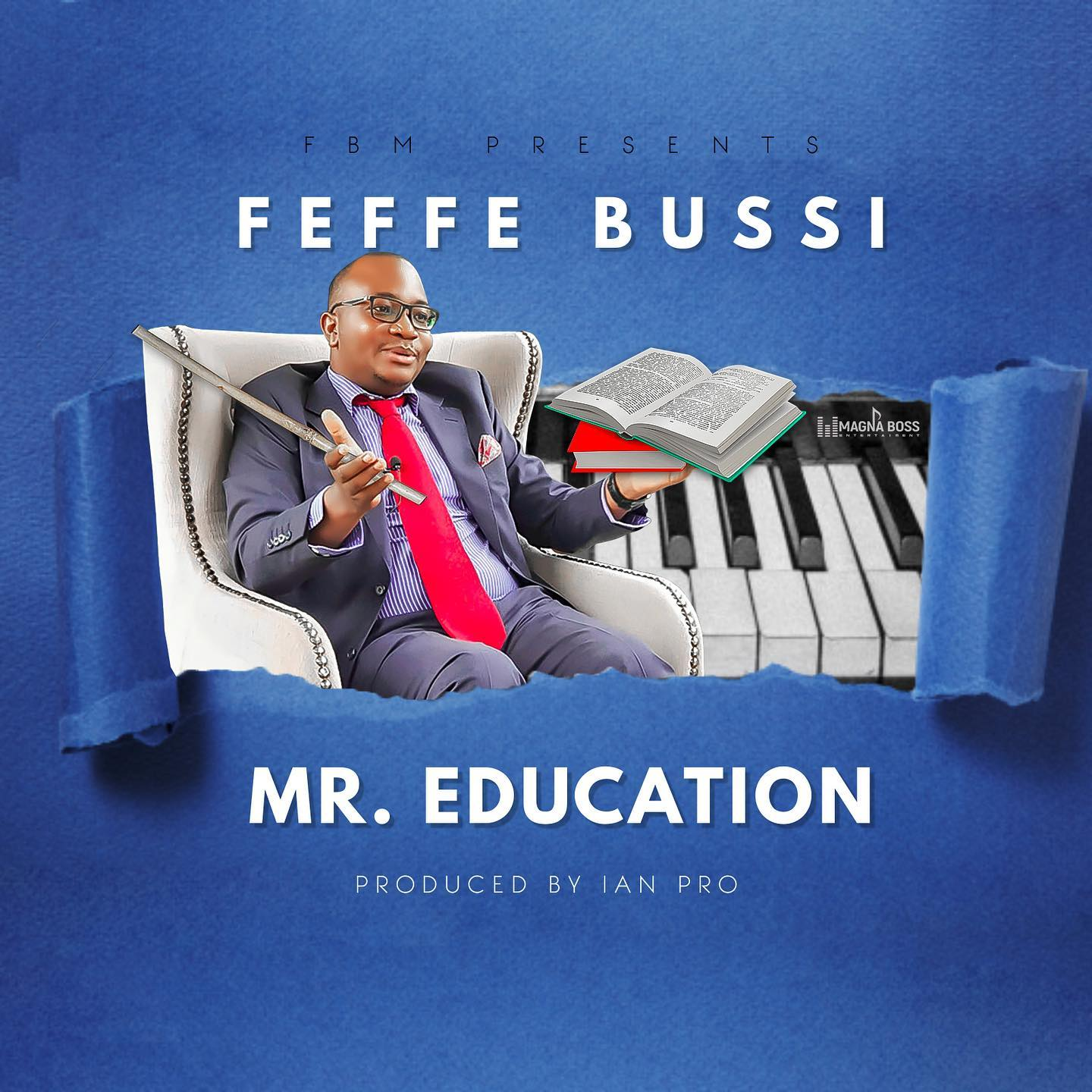 Mr Education by Feffe Bussi mp3 Download