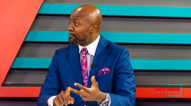 Samson Kasumba  Brags about NBS Monthly salary, says he earns more than M7