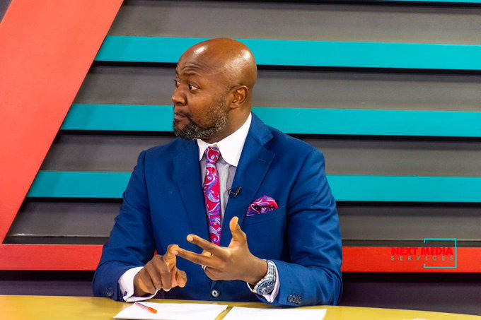 Samson Kasumba Brags about NBS Monthly salary, says he earns more than M7.