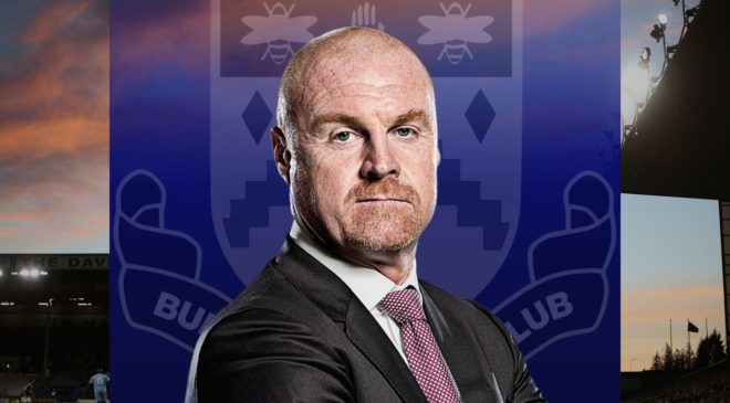 Sean Dyche signs contract extension at Burnley