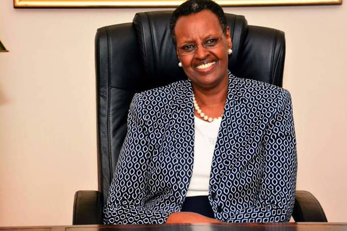 Janet Museveni; Children Cannot be Mothers!