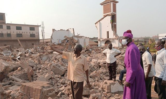 Ndeeba Church charges against 14 suspects dropped