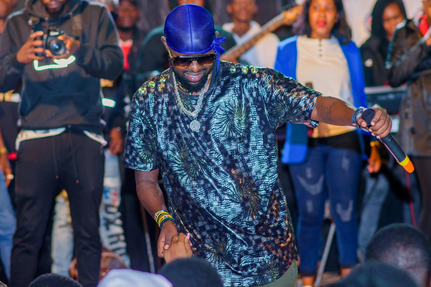 Songa mp3 Download by Eddy Kenzo - Made In Africa Album